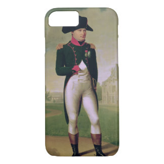 Napoleon I  in Front of the Chateau de Malmaison iPhone 7 Case