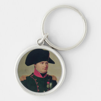 Napoleon I  in Front of the Chateau de Malmaison Keychain