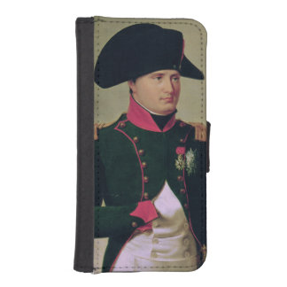 Napoleon I  in Front of the Chateau de Malmaison Phone Wallet