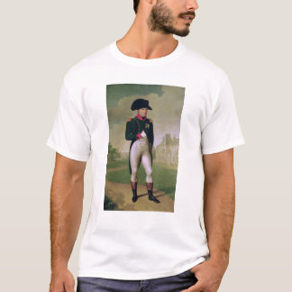 Napoleon I  in Front of the Chateau de Malmaison T-Shirt