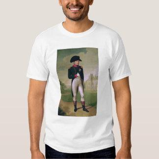 Napoleon I  in Front of the Chateau de Malmaison Tshirt
