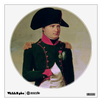 Napoleon I  in Front of the Chateau de Malmaison Wall Decal