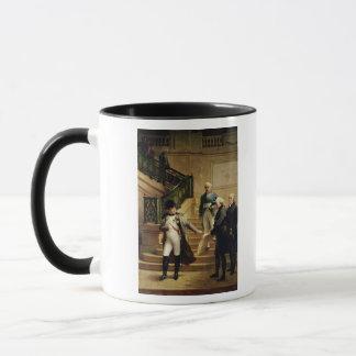 Napoleon I in the Palais Royal Mug