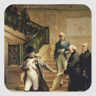 Napoleon I in the Palais Royal Square Sticker