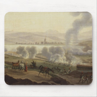Napoleon I in Wagram in 1809 Mouse Pad