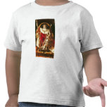 Napoleon I  on the Imperial Throne, 1806 Tees