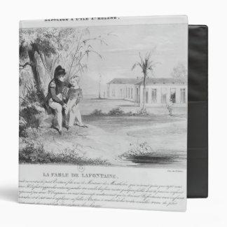 Napoleon I  on the island of St. Helena Binder
