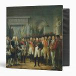 Napoleon I que recibe a los diputados