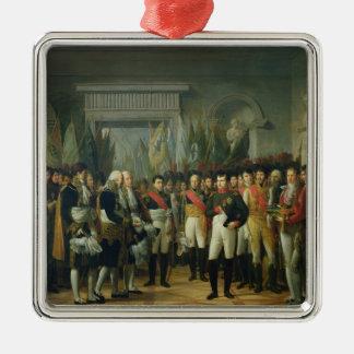 Napoleon I que recibe a los diputados Ornamentos De Reyes