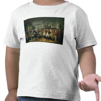Napoleon I que recibe a los diputados Camisetas