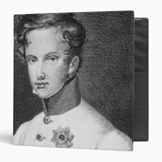 Napoleon II Francois Charles Joseph 3 Ring Binder
