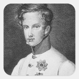 Napoleon II, Francois Charles Joseph Sticker