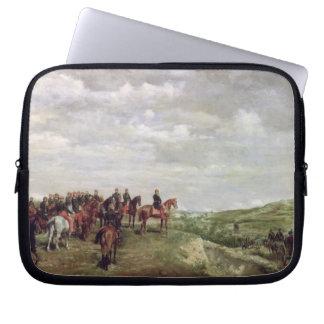 Napoleon III (1808-73) at the Battle of Solferino Laptop Sleeve