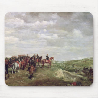 Napoleon III (1808-73) at the Battle of Solferino Mouse Pad