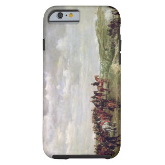 Napoleon III (1808-73) at the Battle of Solferino Tough iPhone 6 Case