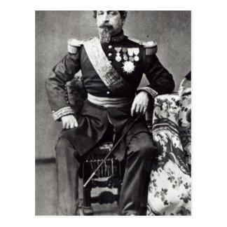 Napoleon III, 1860-70 Postales