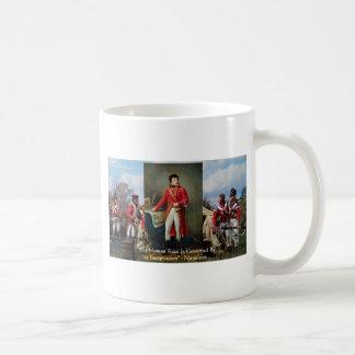 "Napoleon ""Imagination Rules"" Wisdom Gifts Tees Etc Coffee Mug"