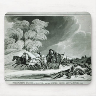 Napoleon in disguise mouse pad