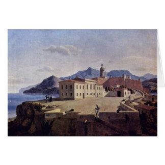 Napoleon In Portoferraio By Klenze Leo Von (Best Q Greeting Cards