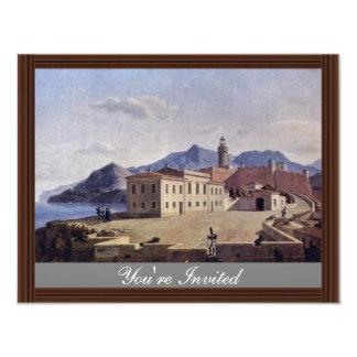 Napoleon In Portoferraio By Klenze Leo Von (Best Q Invitation