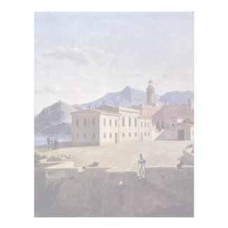 Napoleon In Portoferraio By Klenze Leo Von (Best Q Letterhead Template