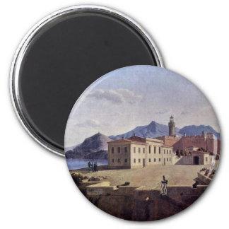 Napoleon In Portoferraio By Klenze Leo Von (Best Q Refrigerator Magnets