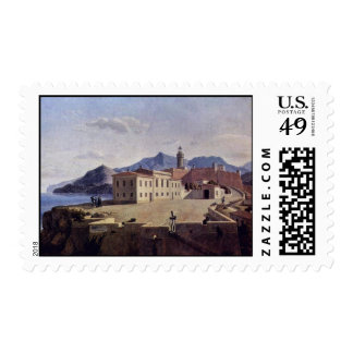 Napoleon In Portoferraio By Klenze Leo Von (Best Q Postage Stamp