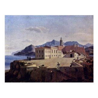 Napoleon In Portoferraio By Klenze Leo Von (Best Q Post Card