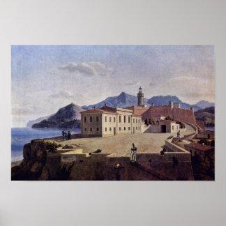 Napoleon In Portoferraio By Klenze Leo Von (Best Q Posters