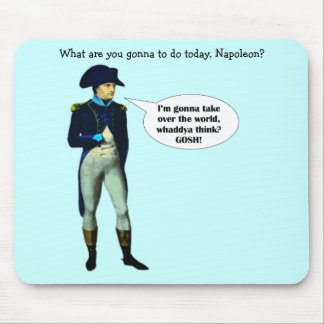 Napoleon is Dynamite! Mouse Pad