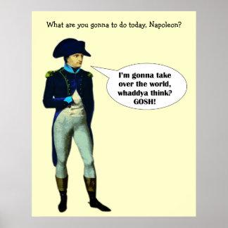 Napoleon is Dynamite! Poster