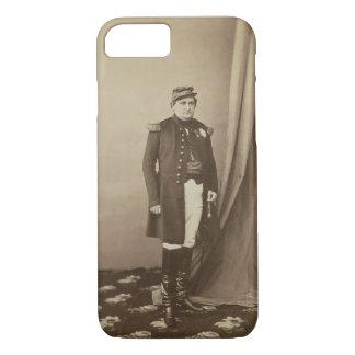 Napoleon-Joseph-Charles-Paul (1822-91) Prince Napo iPhone 8/7 Case