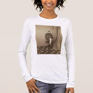 Napoleon-Joseph-Charles-Paul (1822-91) Prince Napo Long Sleeve T-Shirt