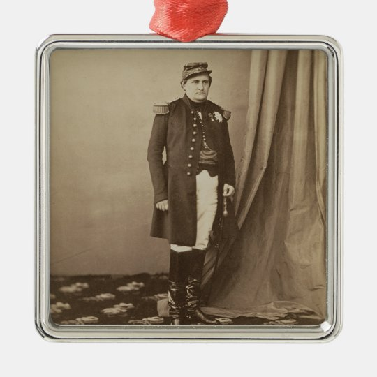 Napoleon-Joseph-Charles-Paul (1822-91) Prince Napo Metal Ornament
