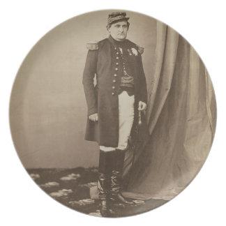 Napoleon-Joseph-Charles-Paul (1822-91) Prince Napo Plate