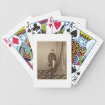Napoleon-Joseph-Charles-Paul (1822-91) Prince Napo Bicycle Poker Deck