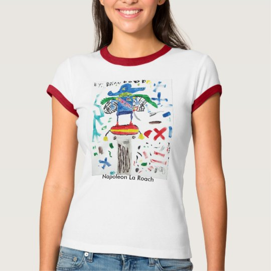 Napoleon La Roach t- shirt