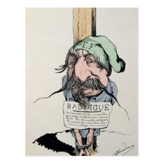 Napoleon le Petit' Postcards