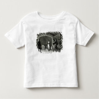 Napoleon Meditating before the Tomb Toddler T-shirt