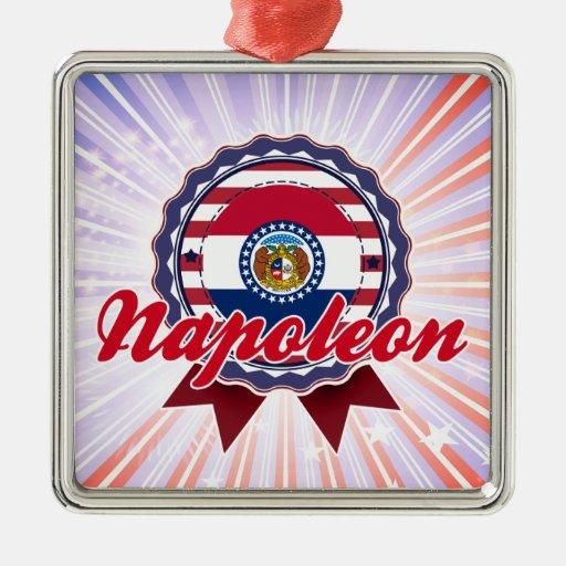 Napoleon, MO Christmas Ornaments