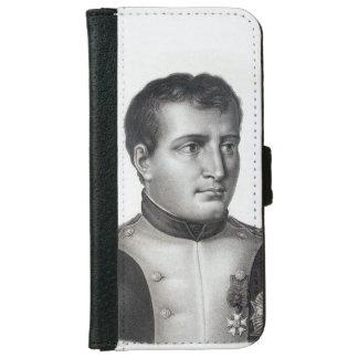 Napoleon - Napoleon Bonaparte French Vintage Wallet Phone Case For iPhone 6/6s