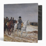 Napoleon  on Campaign in 1814, 1864 Binder