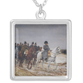 Napoleon  on Campaign in 1814, 1864 Necklace