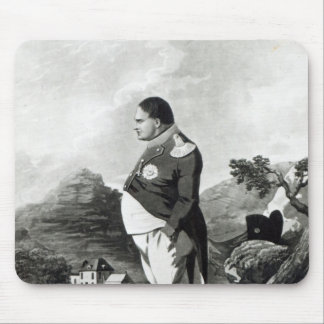 Napoleon on the island of St. Helena, 1820 Mouse Pad