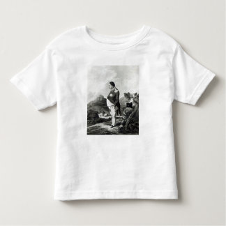 Napoleon on the island of St. Helena, 1820 Toddler T-shirt