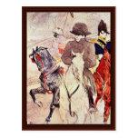 Napoleon por Toulouse-Lautrec Enrique De Tarjeta Postal
