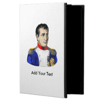 Napoleon Poster Style Drawing Powis iPad Air 2 Case