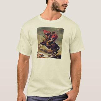 Napoleon que cruza el St Bernard Playera