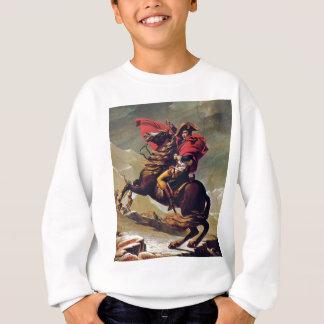 Napoleon que cruza el St Bernard Sudadera