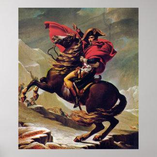 Napoleon que cruza las 1800) impresiones de St Ber